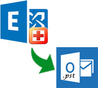 Convert Exchange Server database files (EDB) into usable PST files