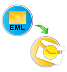 Convert EML Folders and Files to Outlook PST Format