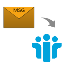 Import MSG File into Lotus Notes