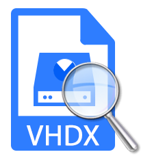View all VHDX File Data